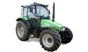 Deutz-Fahr AgroXtra 4.57 tractor photo