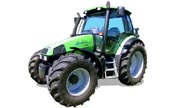 Deutz-Fahr Agrotron 105 tractor photo