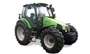 Deutz-Fahr Agrotron 110 tractor photo