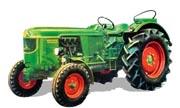 Deutz D 5505 tractor photo
