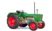 Deutz D 8006 tractor photo