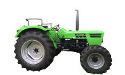 Deutz D 5206 tractor photo