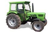Deutz D 6206 tractor photo