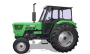 Deutz D 6806 tractor photo
