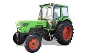 Deutz D 7206 tractor photo