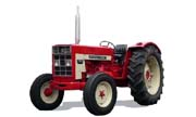 International Harvester 654 tractor photo