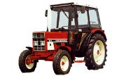International Harvester 433 tractor photo