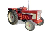 International Harvester 644 tractor photo