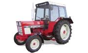 International Harvester 744 tractor photo