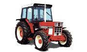 International Harvester 745 tractor photo