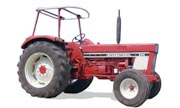 International Harvester 844 tractor photo