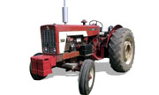 International Harvester 634 tractor photo