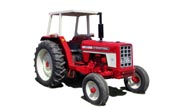 International Harvester 475 tractor photo