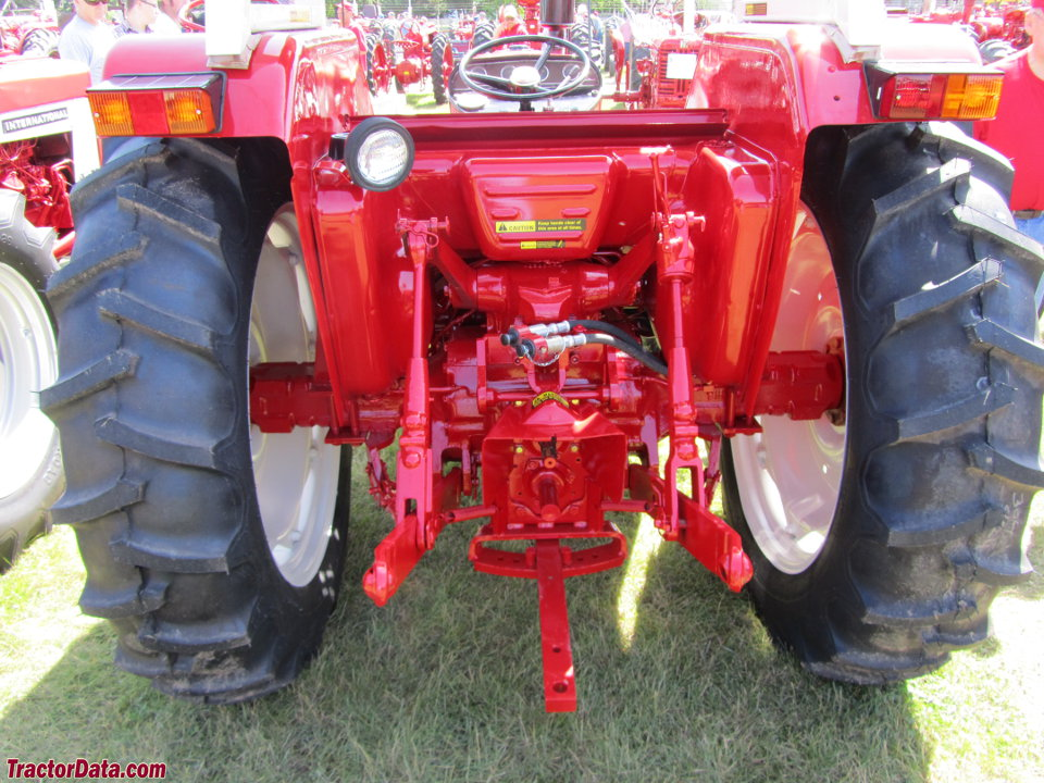 Mahindra Tractor Chassis Before Painting : Ih tractor data elektrische landbouwvoertuigen