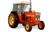 International Harvester 685 tractor photo