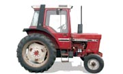 International Harvester 785 tractor photo