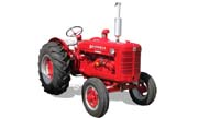 McCormick-Deering Super W-4 tractor photo