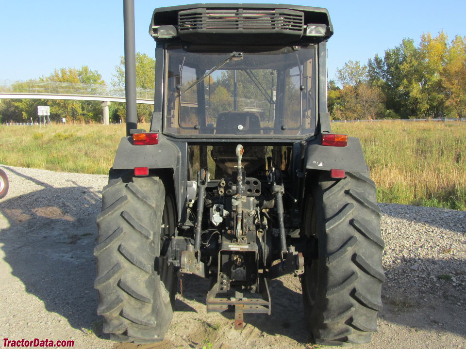 TractorData com AGCO White 6085 tractor photos information