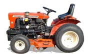 Yanmar YM165 tractor photo