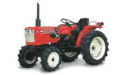 Yanmar YM226 tractor photo