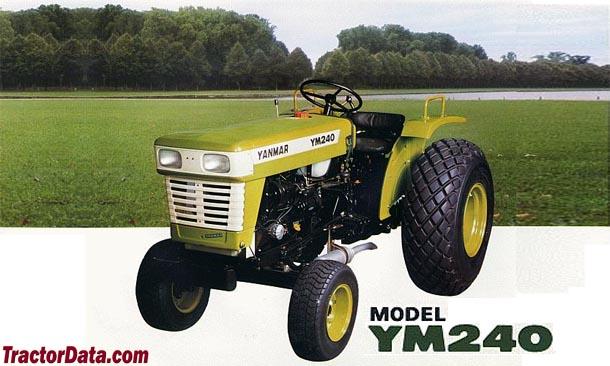 Yanmar YM240