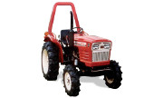 Yanmar YM276 tractor photo