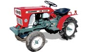 Yanmar YM1100 tractor photo