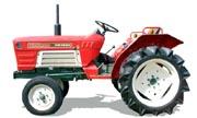 Yanmar YM1601 tractor photo