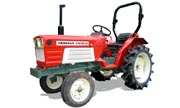 Yanmar YM1610 tractor photo