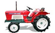 Yanmar YM1702 tractor photo