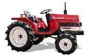 Yanmar F17D tractor photo