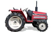 Yanmar F22D tractor photo