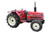 Yanmar FX28D tractor photo