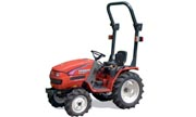 Yanmar Ke-160 tractor photo