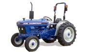 Farmtrac 435 tractor photo