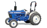 Farmtrac 535 tractor photo