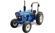 Farmtrac 555 tractor photo
