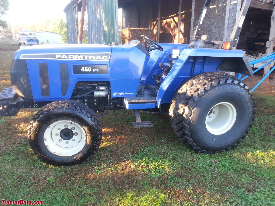 Farmtrac 450DTC