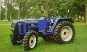 Farmtrac 550DTC tractor photo