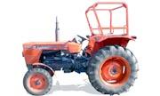 SAME Falcon 50 tractor photo