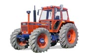 SAME Trident 130 tractor photo