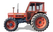 SAME Drago 120 tractor photo