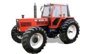 SAME Hercules 160 tractor photo