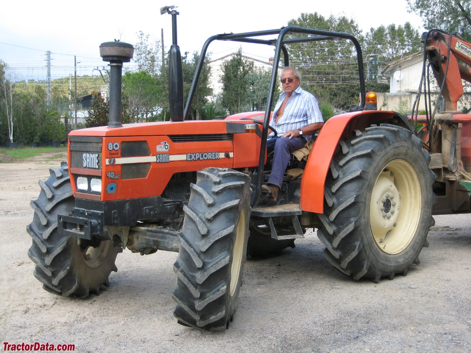 Same Tractor Models : Tractordata same explorer tractor photos information