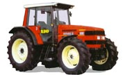 SAME Antares II 130 tractor photo
