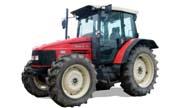 SAME Silver W85 tractor photo
