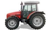 SAME Silver 85 tractor photo