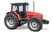 SAME Explorer 85 tractor photo