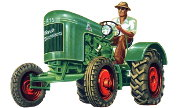 Fendt Dieselross F15 tractor photo