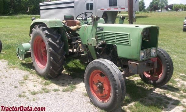Fendr Farmer 102S, right side
